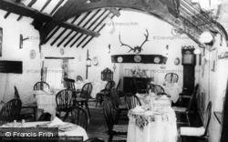 Penrhyn Bay, The Restaurant, Penrhyn Old Hall c.1965
