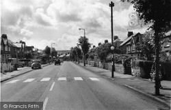 Penrhyn Bay, The Village c.1965