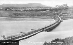 Briwet Bridge 1935, Penrhyndeudraeth