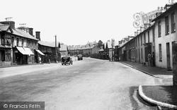 Penrhyndeudraeth, Church Street 1935