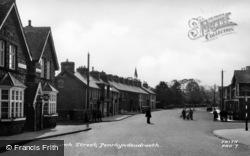 Church Street c.1950, Penrhyndeudraeth