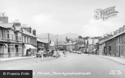 Church Street c.1955, Penrhyndeudraeth