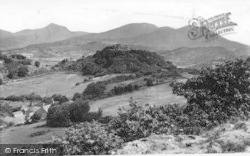 Cnicht And The Moelwyns c.1955, Penrhyndeudraeth