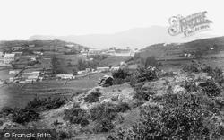 General  View 1901, Penrhyndeudraeth
