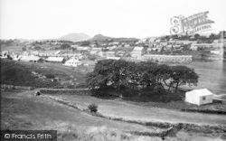 General View 1935, Penrhyndeudraeth