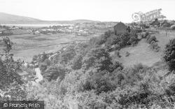 General View c.1960, Penrhyndeudraeth