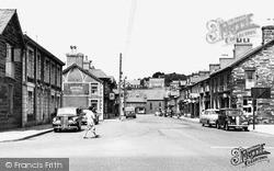 High Street c.1960, Penrhyndeudraeth