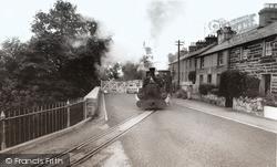 The Ffestiniog Railway c.1960, Penrhyndeudraeth