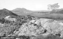 View Towards Portmadoc c.1955, Penrhyndeudraeth