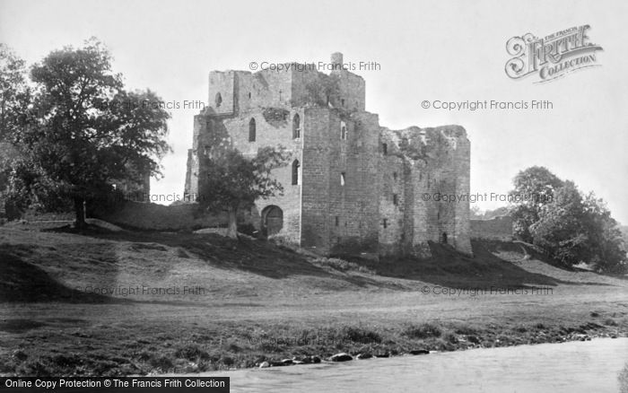 Photo of Penrith, Brougham Castle 1893