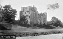 Penrith, Brougham Castle 1893