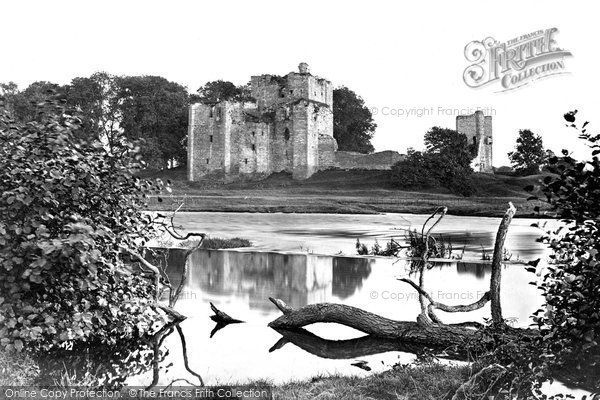 Penrith, Brougham Castle, from the River Eamont c1873.  (Neg. 6814)  © Copyright The Francis Frith Collection 2008. http://www.francisfrith.com