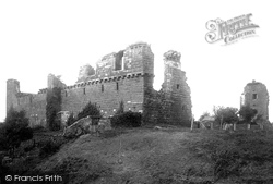 Penrith, Castle 1893