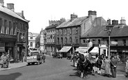 Penrith, Cornmarket c1950
