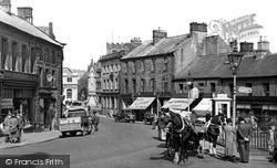 Cornmarket c.1950, Penrith
