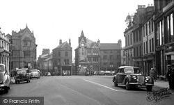 Devonshire Street c.1955, Penrith