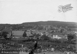 Penrith, From Elm Terrace 1893