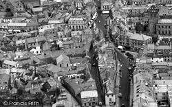 Penrith, From The Air c.1953