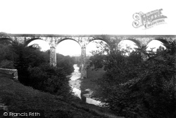 Penrith, Hugh's Crag Bridge 1893