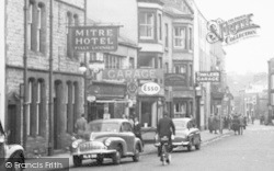 Penrith, King Street Businesses c.1955
