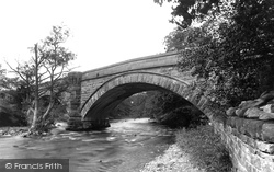 Penrith, Lowther Bridge 1893
