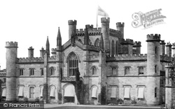 Penrith, Lowther Castle 1894