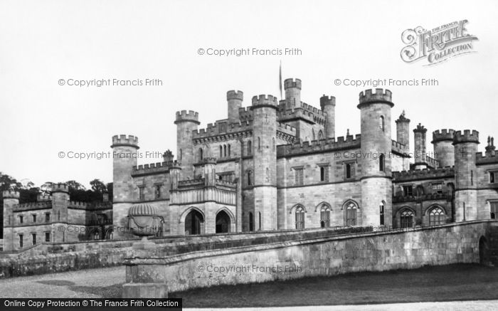 Photo of Penrith, Lowther Castle 1894