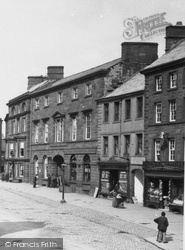 Penrith, Market Place 1893