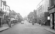 Penrith, Middlesgate c1955