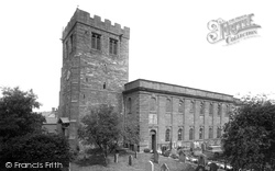 Penrith, St Andrew's Church 1893