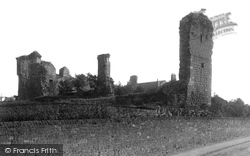 Penrith, The Castle 1893