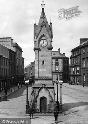 Penrith, The Clock Tower 1893