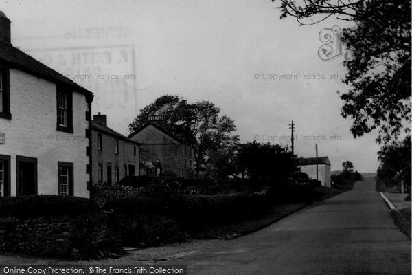 Penruddock, Main Street c1955