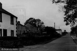 Main Street c.1955, Penruddock