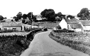 Penruddock, the Village c1955