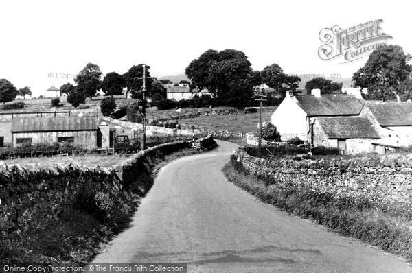 Photo of Penruddock, the Village c1955