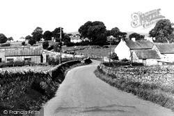 The Village c.1955, Penruddock