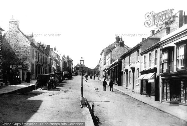 Photo of Penryn, 1897
