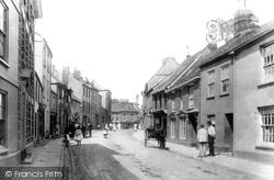 Penryn, Broad Street 1897