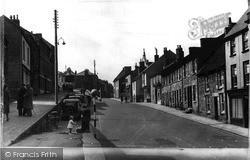 Penryn, Broad Street c.1955