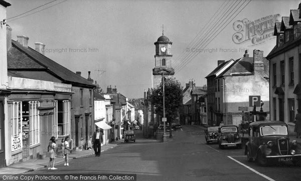 Photo of Penryn, c.1960