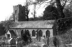 Penryn, Church Of St Gluvias c.1955