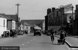 Penryn, Commercial Road c.1955