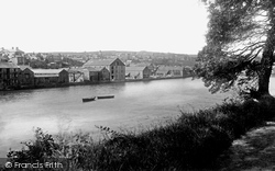 Penryn, From River 1890