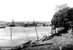 Penryn, From The River 1890