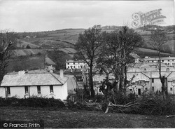 Penryn, Glen View From The Fields c.1933