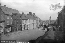 Penryn, Higher Market Street 1904