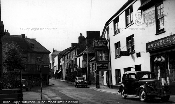 Photo of Penryn, King's Arms c.1960