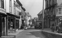 Penryn, Lower Street c.1955