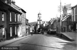 Penryn, Market Place c.1932